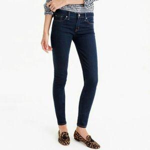 Jcrew Toothpick Ankle Jeans